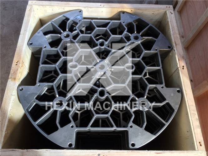 furnace base tray