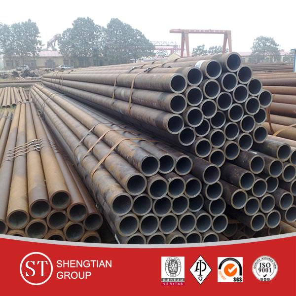 API 5L Grade B Black Carbon Steel Seamless Pipes