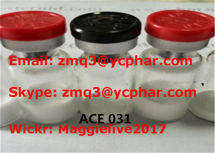 Peptides Steroids Powder ACE 031 1mg Per Vial 99% Purity