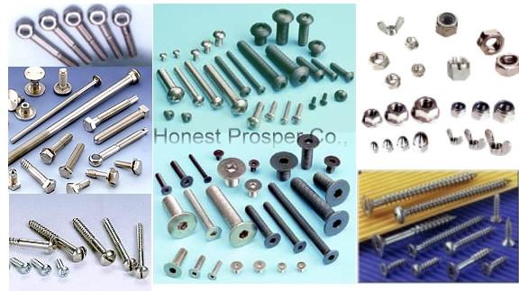 Steel Bolt / Steel Screw
