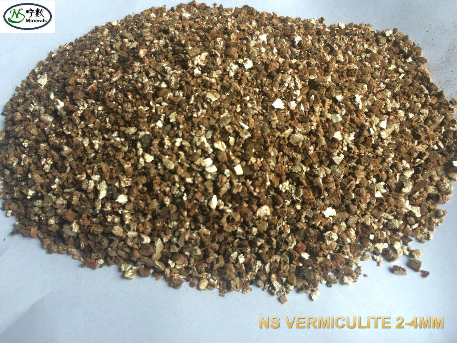 Expanded Vermiculite for horticulture