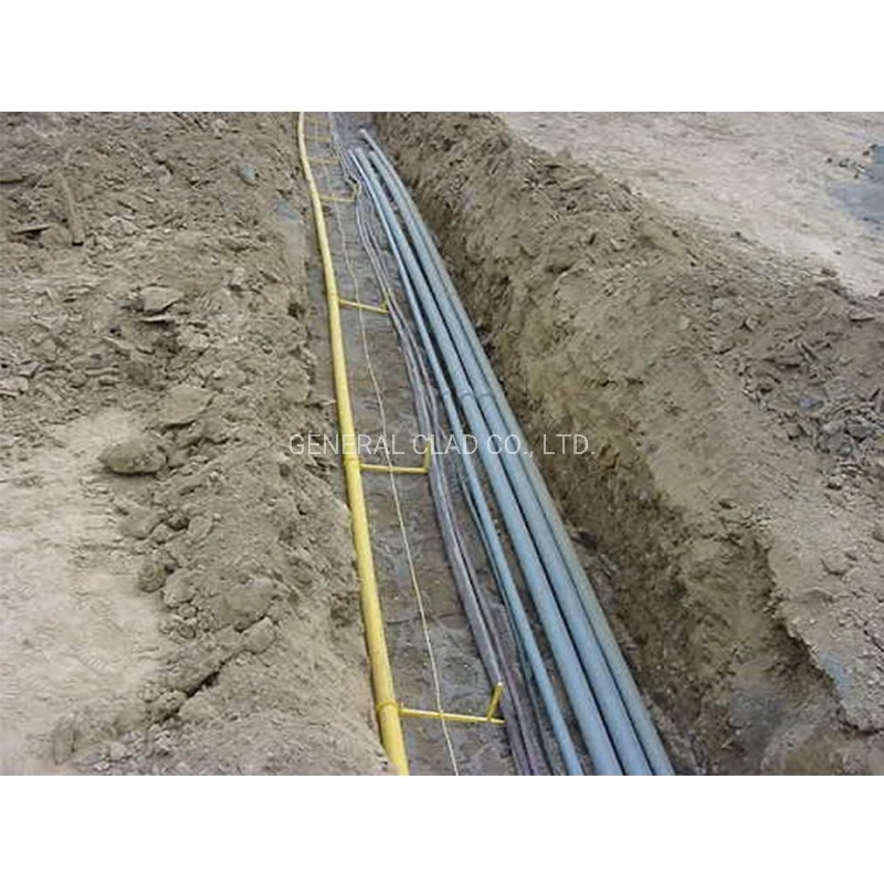 Underground Wire Tracer 13 AWG CCS PVC30/45 Natural Gas Application