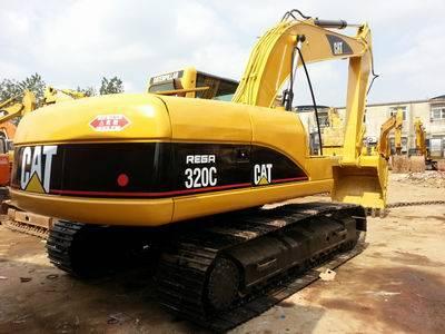 Used Cat 320C Excavator, Used Excavator Cat 320C for Sale