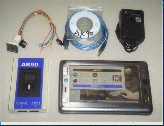 AK90 Key Programmer for all BMW