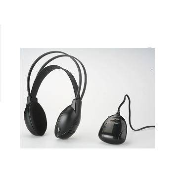 Low cost RF wireless headphones for TV JH-810A