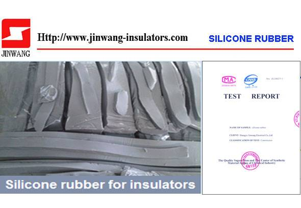 Silicone Rubber for Composite Insulators (JW2260-2263)