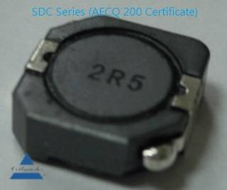 SMD Power Inductor (Coilmaster Electronics SDC shielded Series)