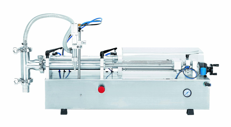 Semi-automatic Piston Filling Machine, Bottling Machine