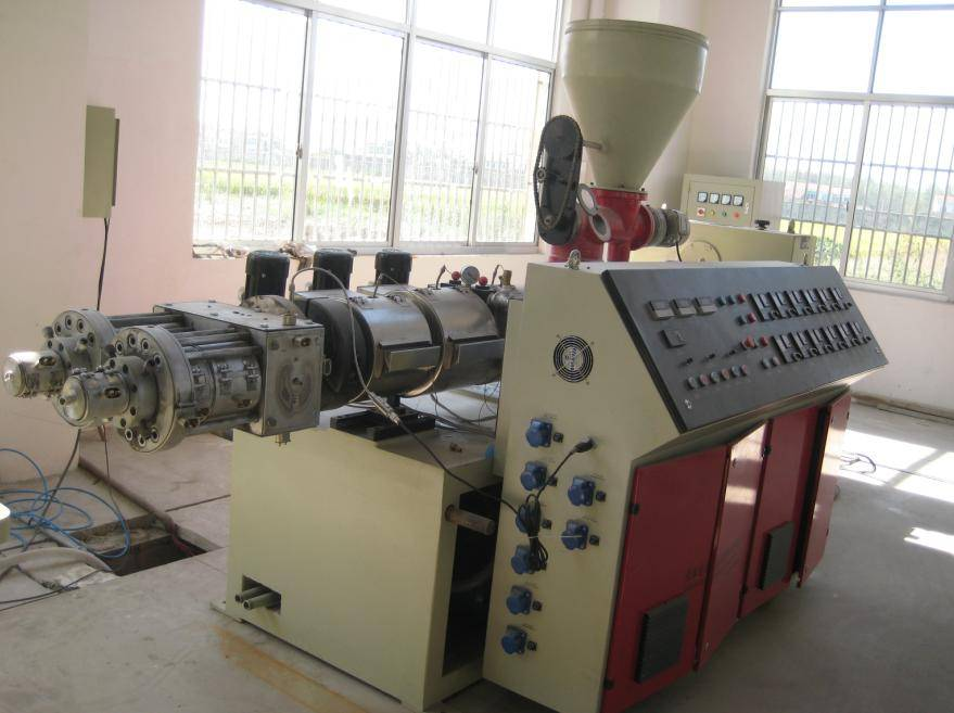 75-160mm PVC pipe extrusion line