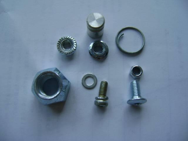 Screw Nut, Hex Nuts, Lock Nut, Gasket, Key Ring of Fasteners