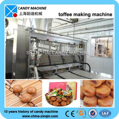 Best selling toffee candy processing line