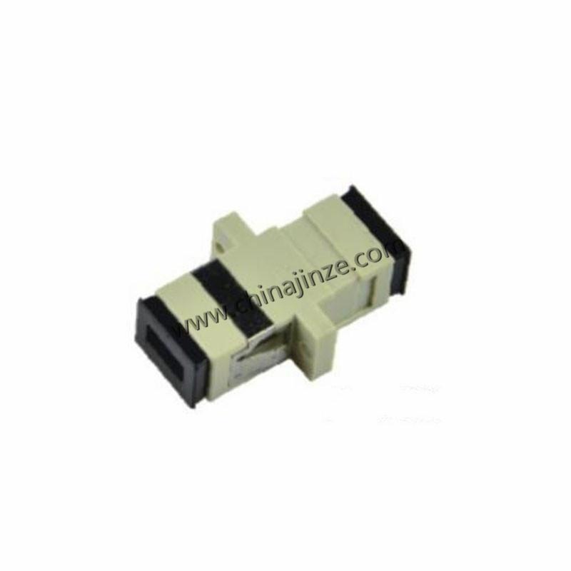 fiber optic adaptor,sc simplex adaptor