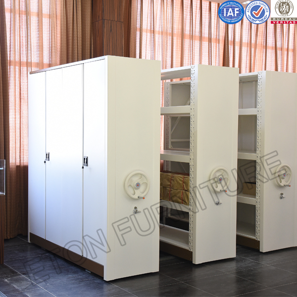 Movable Storage Rack System