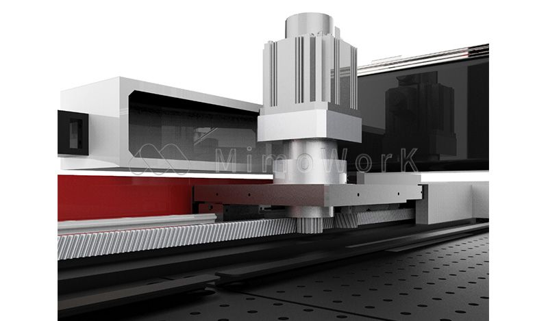 Gear & Rack Driven Laser Cutting Machine
