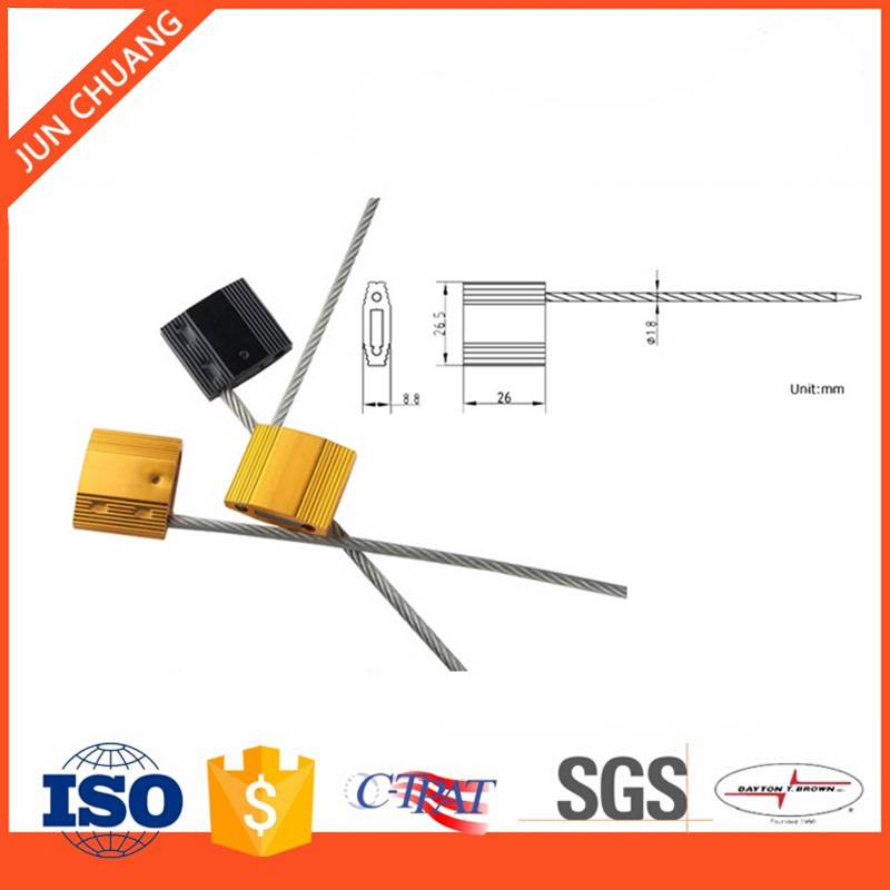 High quality electronic Cable security seal for containers