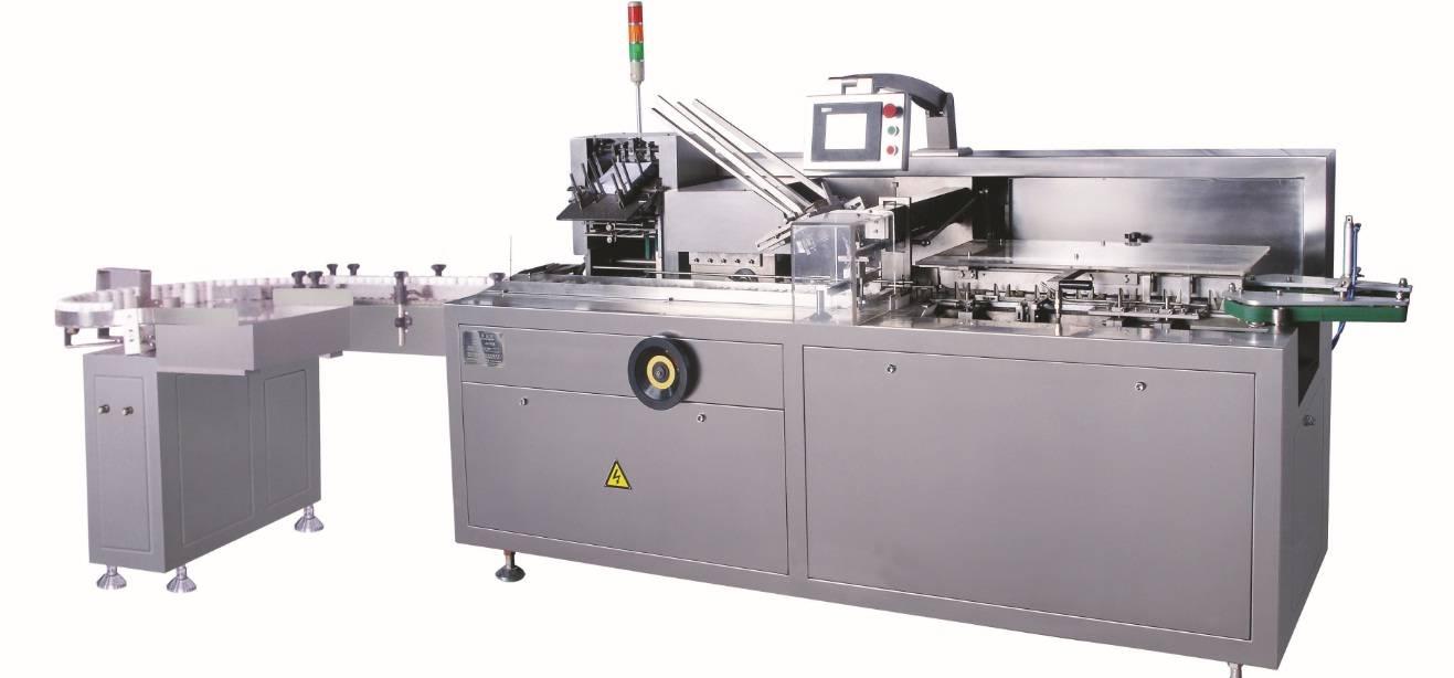 Cartoner Machine