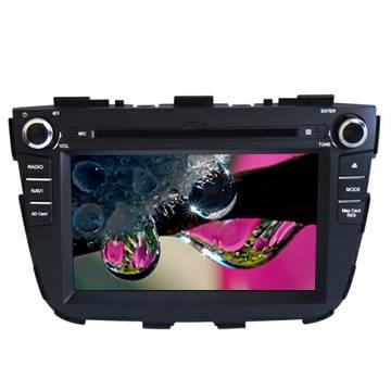 KIA Sorento 2013 7 inch HD In dash car dvd player_car dvd Chinese