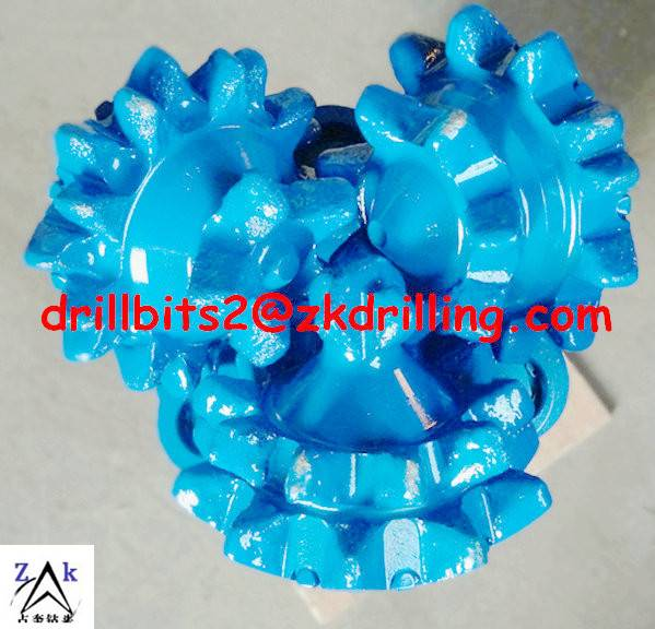 8 3/4''HAT127 API  Steel tooth tricone bits/Milled Tooth Bits