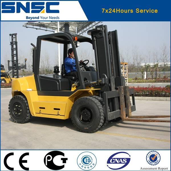 brand new SNSC new forklift 7 ton