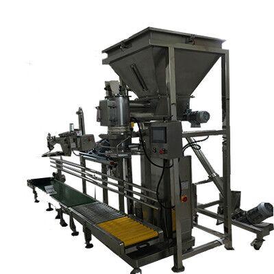 Factory dental powder filling machine semi automatic