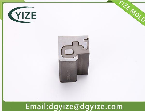 Precise carbide mould part manufacturer wear resistance and durability mould parts supply