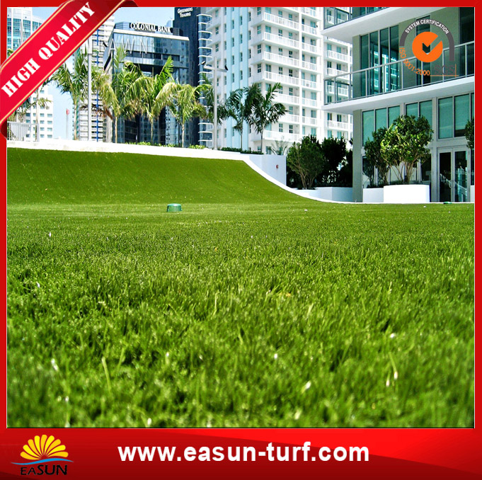 Garden Decoration Multicolor Synthetic Turf Grass for Sale-MY