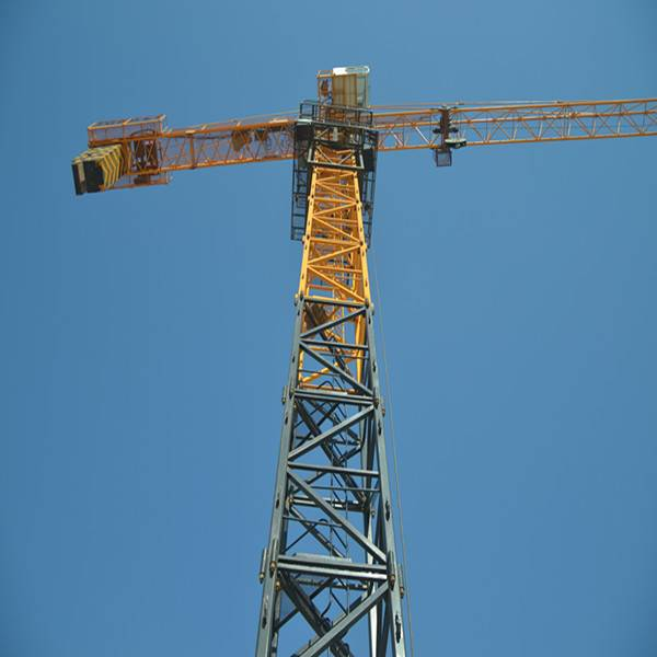 High quality 6ton tower crane manufacturer