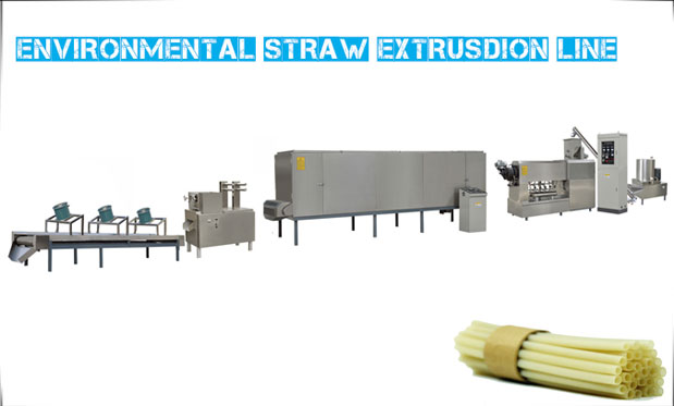 Environmental Straw Machine
