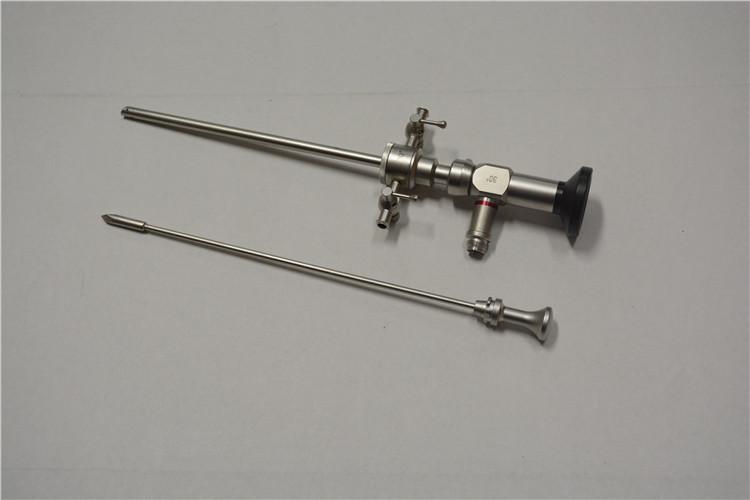 arthroscopy instruments set, sheath with obturator, arthroscope