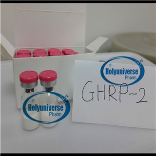 GHRP-2/GHRP-6/CAS158861-67-7/Lyophilized Peptides/GHRP-2 with Low Price