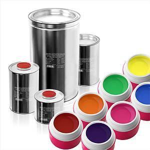 Base One Color Gels