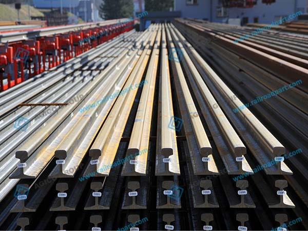 UIC Steel Rail