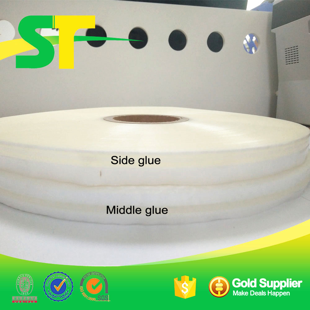 High quality HDPE bag sealing Resealable tape for sale