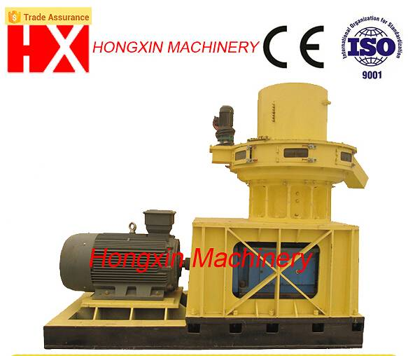 CE Vertical ring die pellet machine wood pellet machine pellet making machine biomass pellet machine