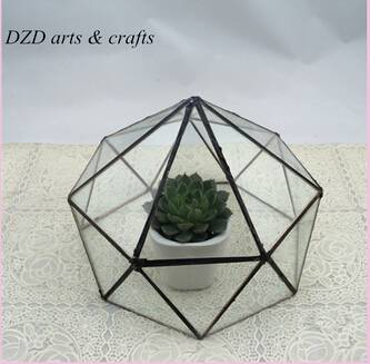 Wholesale Terrarium Glass Home Decor
