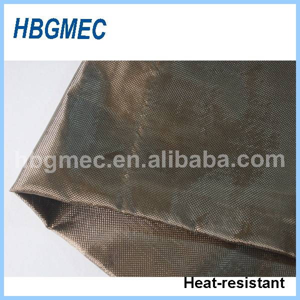 high quality fireproof basalt fiber cloth