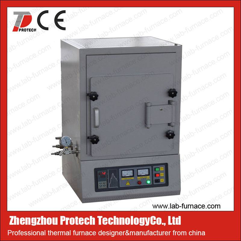 1200c high temperature laboratory atmosphere furnace for annealing material