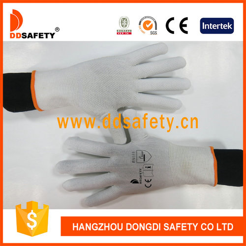 Seamless with PVC glove-DKP413