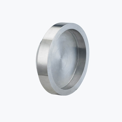 Stainless Steel Sanitary 16AI-14WI Male Solid End Cap/16AI-15WI/3A-16A