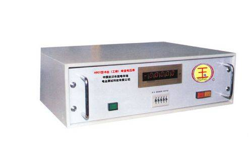 HRHG23A Type Impulse Peak-Current Meter