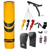 Boxing Glove, Bandage, Focus Mitt, Kick, Pad, Punching Bag, Grappling Glove, Speed Ball, Mouth Guard