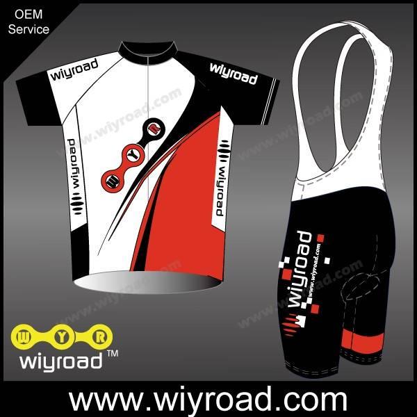 Accept sample order men cycling garment/jersey bike specialized/4x size bike clothing set