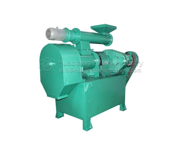 Wide Application pellet machine for making fertilizer