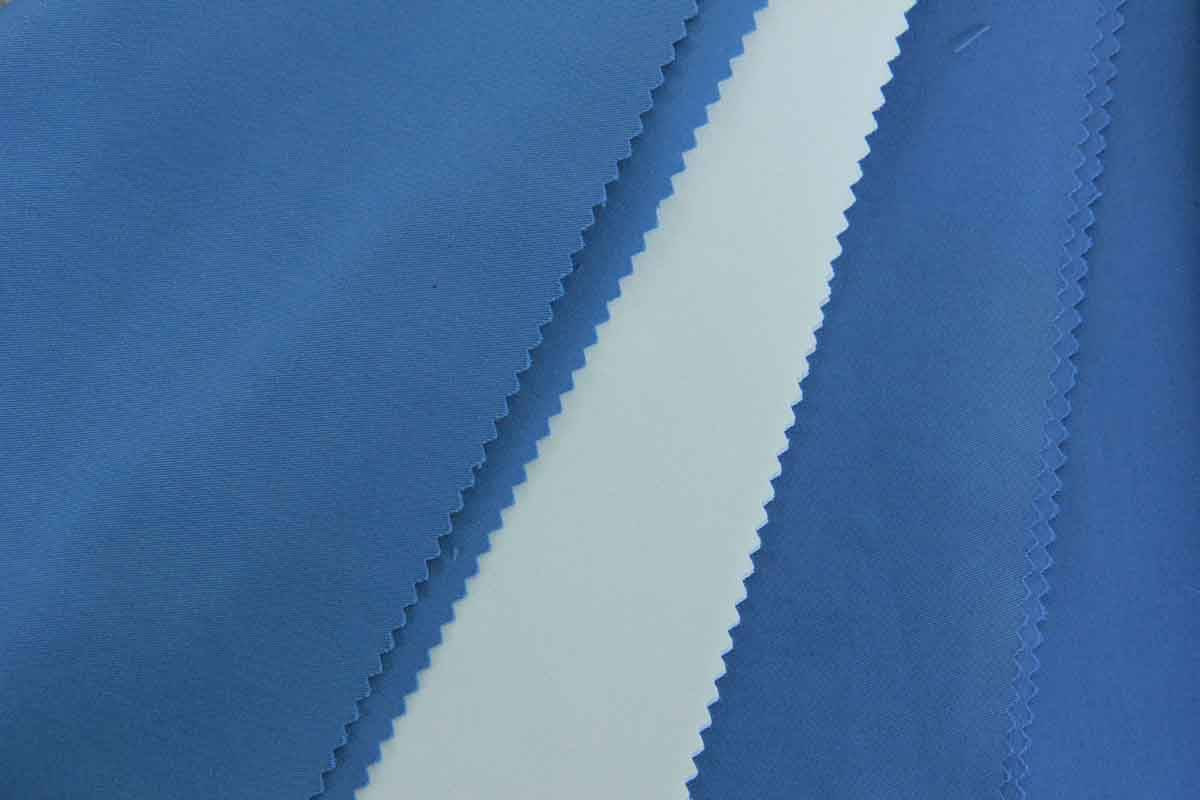 T/R Twill fabric