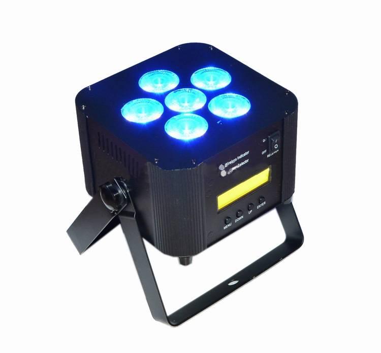 Battery power led indoor light