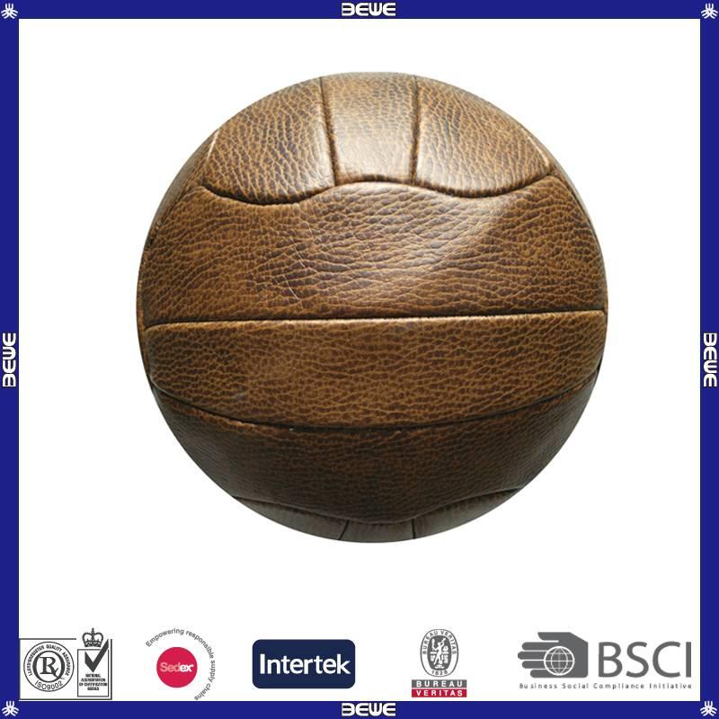 Best selling good antique soccer balls for promotion