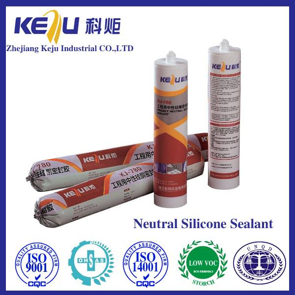 Water-proof Fish Acquarium Structural Silicone Sealant