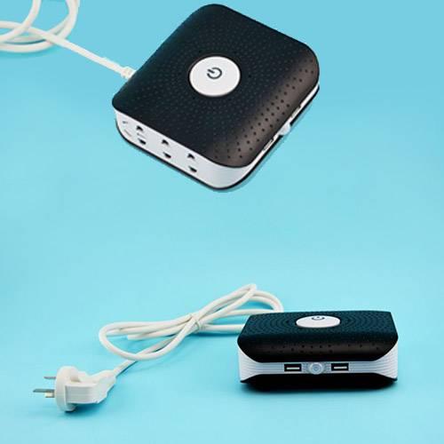 Wireless smart socket