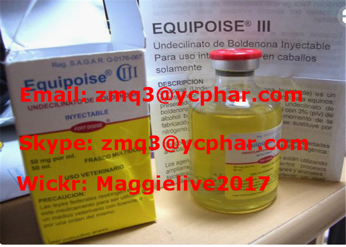 Injectable Oil Liquid EQ 400mg/Ml Equipoise Boldenone Undecylenate for Bodybuilding