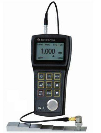 ultrasonic thickness gauge UM-3
